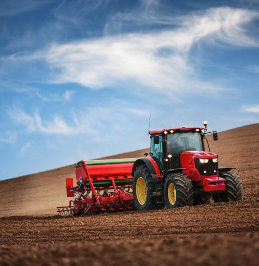Does farm insurance cover machinery and equipment