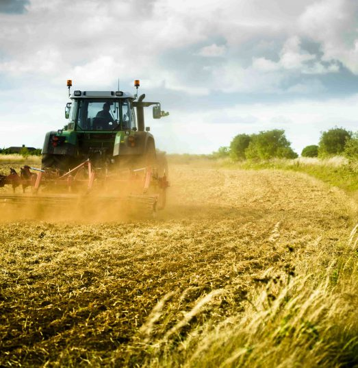 Farm Insurance cover for tractors and vehicles