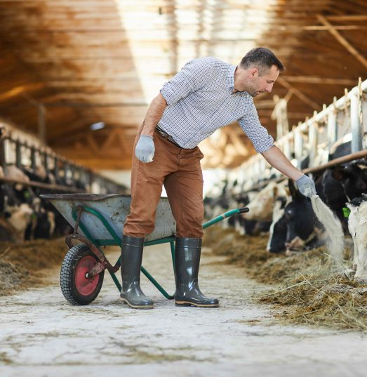 Does farm insurance cover agri-contractors?
