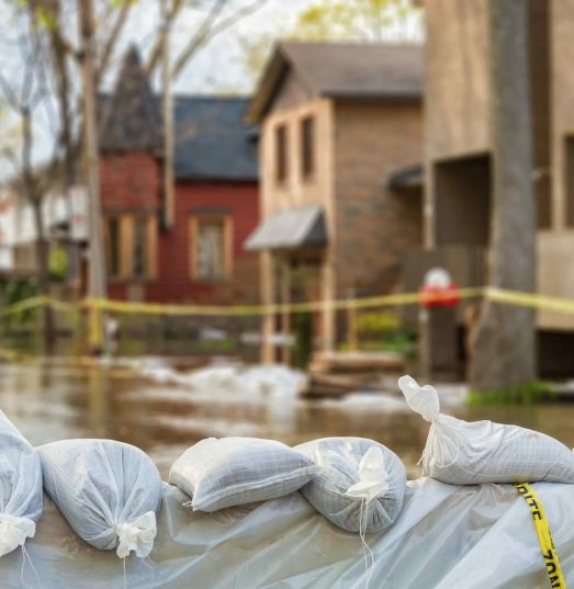 Does builders insurance cover damage to equipment in storms or floods?