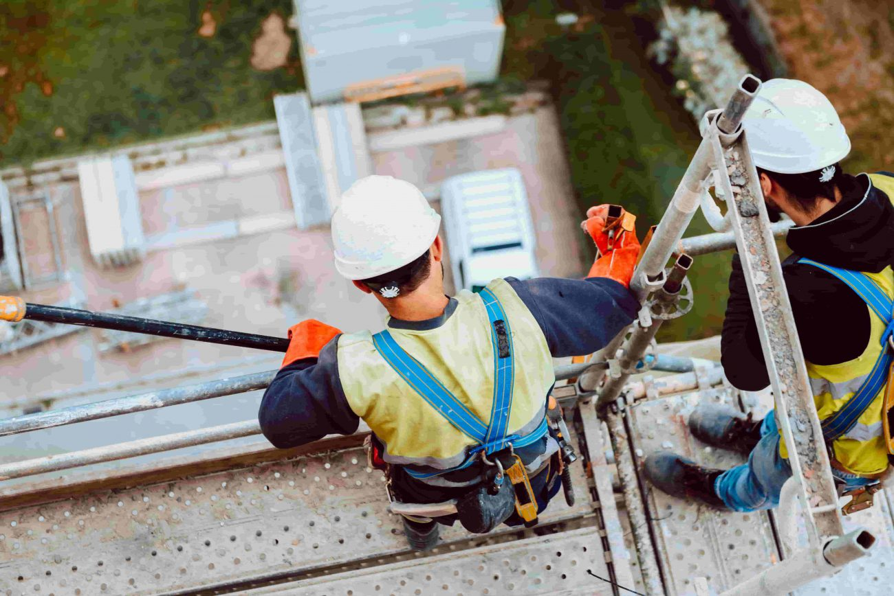 Builders insurance for large contracts