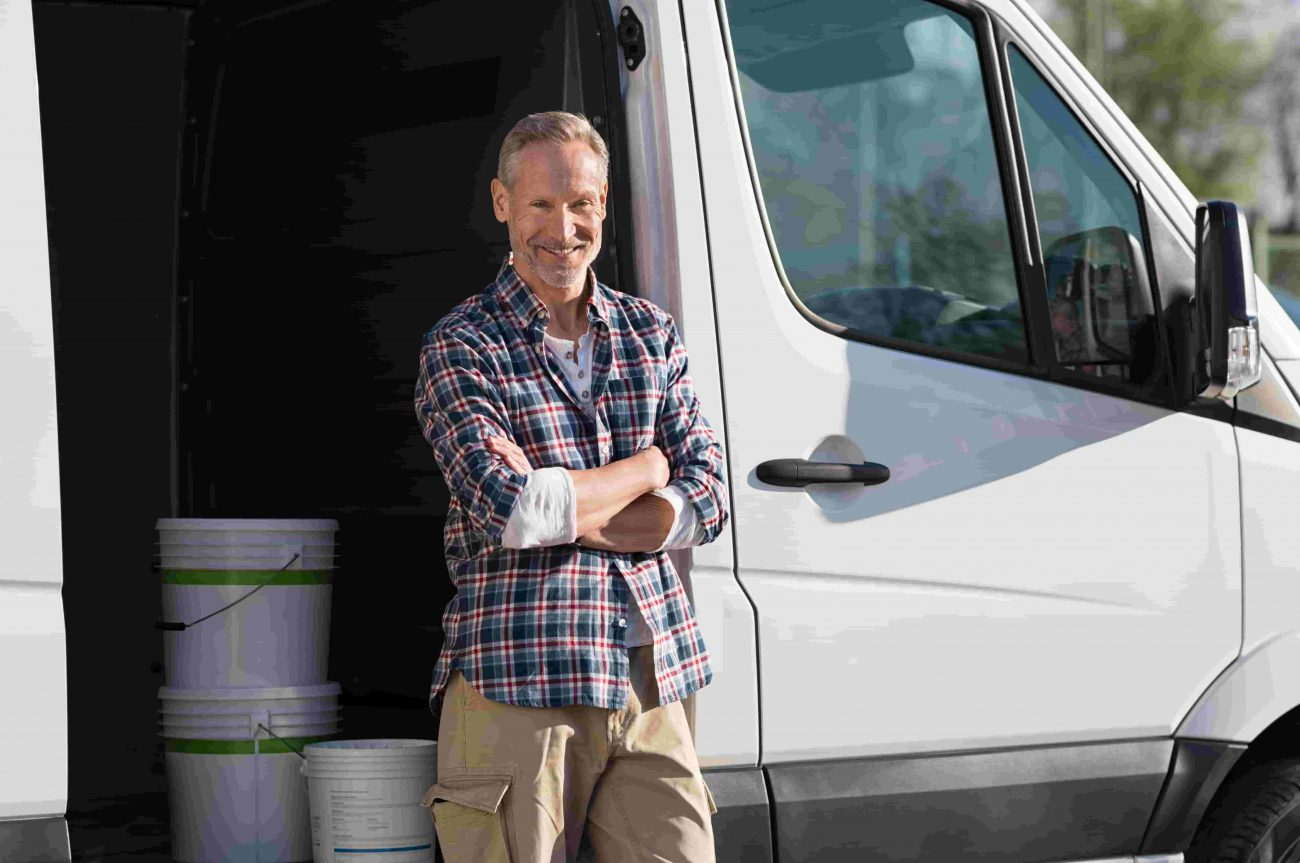 Does tradesman insurance cover commercial vehicles