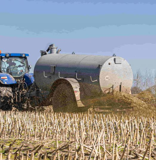 Does farm insurance cover slurry leaks?