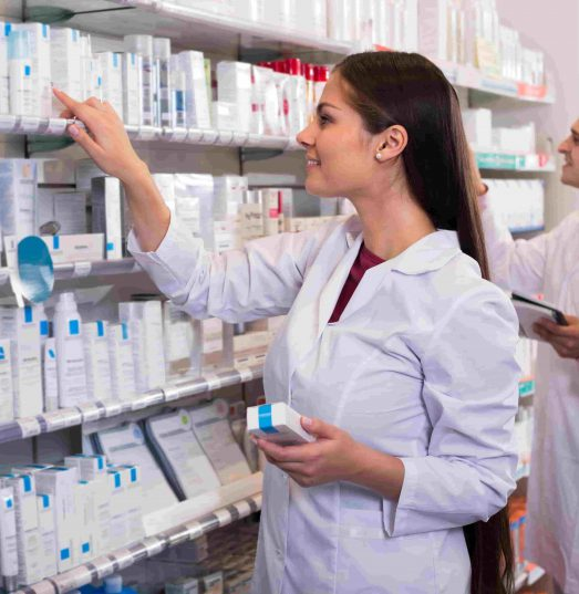 Does pharmacy insurance cover advice from sales assistants?