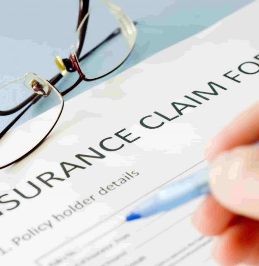 How do I make a claim on builders insurance?