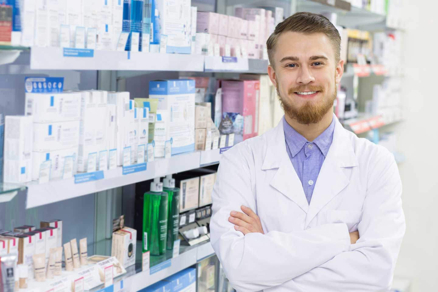 Make sure your pharmacy, employees and clients are covered with tailored insurance product