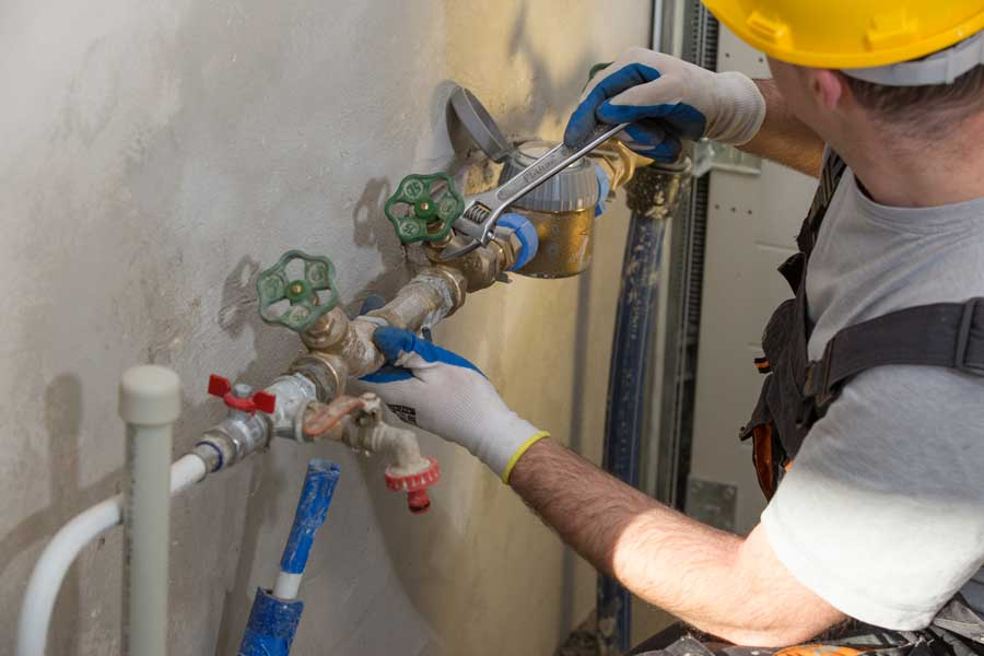 Make sure you protect your business and employees with the right level of plumbing contractors insurance
