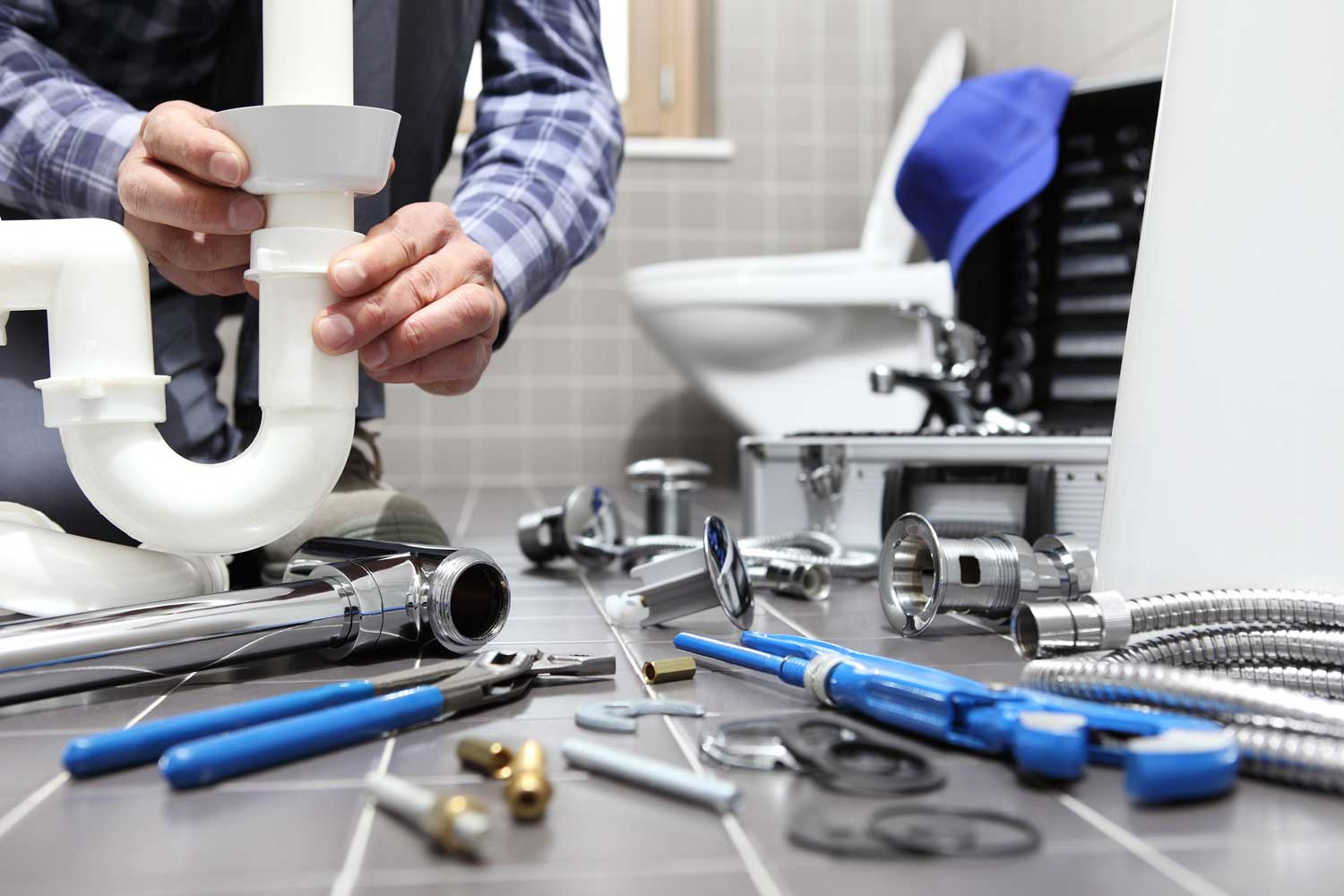 Talk to our plumbers insurance experts and get the cover you require