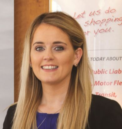 Marion McBrien - Talk to our Building Insurance Agent today